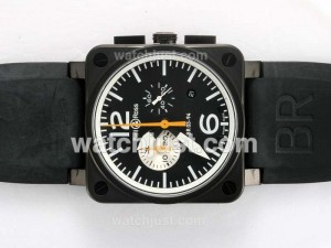 Replica Bell & Ross Br 03 94 Swiss Eta Movement Pvd Case