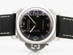 Replica Panerai Marina Militare Lefty Swiss Eta Unitas/ Swan Neck 6497 Movement Watch